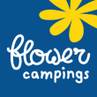 Logo Flower Campings